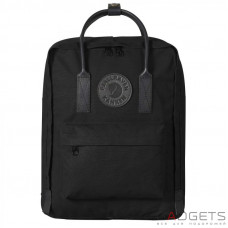 Наплічник Fjallraven Kanken No.2 Black Black (23567.550)