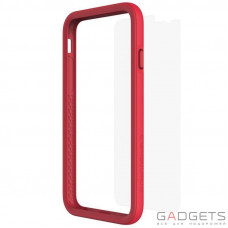 Бампер Evolutive Labs RhinoShield Crash Guard Red для iPhone 66s