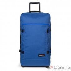 Чемодан Eastpak Tranverz L Monomel Blue (EK63L61T)