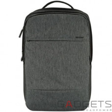Рюкзак Incase City Commuter Backpack Heather Black (INCO100146-HBK)