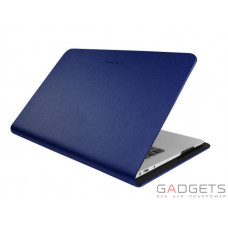 Чехол Macally Protective Folio case for MacBook Air 13'' (AIRFOLIO13-BL)