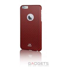 Чехол Evutec S Karbon Case для iPhone 6/6s Lorica Оранжевый/красный (AP-006-CS-K03)