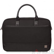 Сумка Knomo Princeton Briefcase 15.6 Black (KN-43-201-BLK)