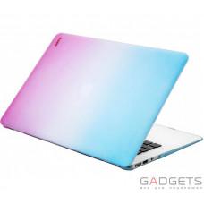 Чехол Laut HUEX Cases for 13'' MacBook Air Pink/blue (LAUT_MA13_HX_PBL)