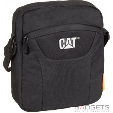 Сумка через плечо CAT Bizz Tools 4л черная (83474.01)
