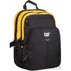 Рюкзак CAT Millennial Classic 22л Черный/Желтый (83435;12)