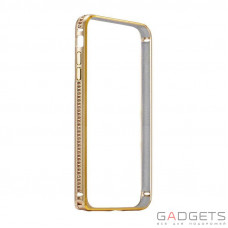 Бампер COTEetCI Diamond Bumper для iPhone 7 Gold
