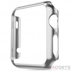 Чохол COTEetCI Apple watch 2 Case 42mm Silver