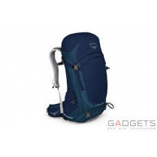 Рюкзак Osprey Stratos 36 Eclipse Blue S/M, синий