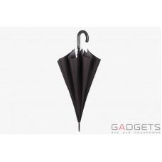 Зонт трость мужской Perletti Technology Коричневый (21609;0514)