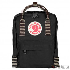 Рюкзак Fjallraven Kanken Mini Black striped