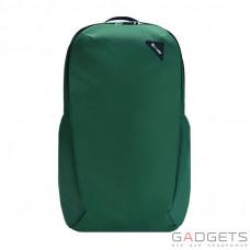 Рюкзак формат Midi антивор Pacsafe Vibe 25, 5 степеней защиты, зеленый