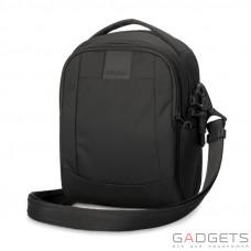 Сумка на плечо Pacsafe Metrosafe LS100 черная