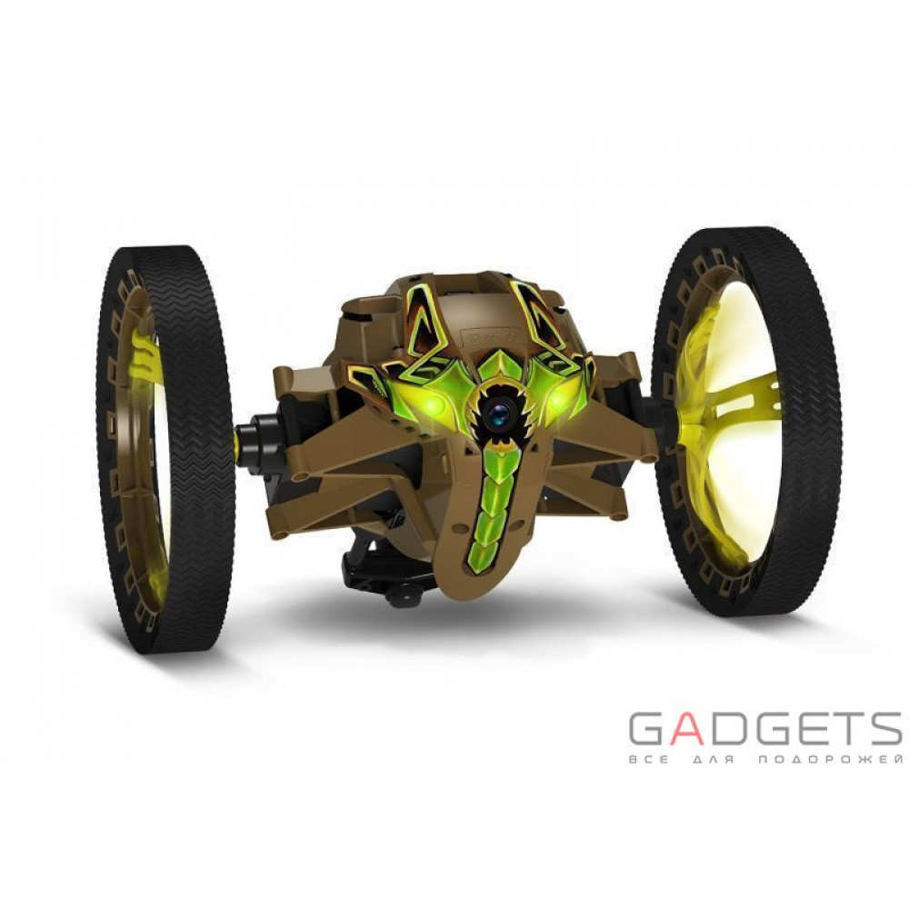 Фото Parrot Jumping Sumo Khaki Brown (PF724005AB)