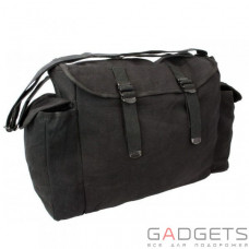 Сумка на плечо Highlander Heavy Duty Haversack 10 Black