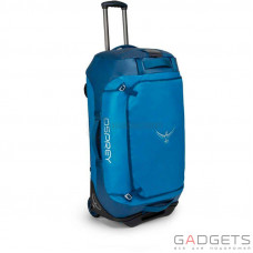 Сумка на колесах Osprey Rolling Transporter 90 Kingfisher Blue O/S синий