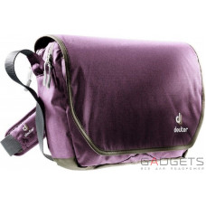 Сумка Deuter Carry Out колір 5608 aubergine-brown