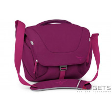 Сумка Osprey Flap Jill Mini Dark Magenta O/S, фиолетовая