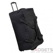 Сумка дорожная на колесах Rock Holdall On Wheels Extra Large 144 Black