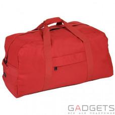 Сумка дорожная Members Holdall Large 120 Red