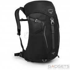 Рюкзак Osprey Hikelite 32 Black O/S черный