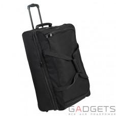 Сумка дорожная на колесах Rock Expandable Wheelbag Large 88/106 Black
