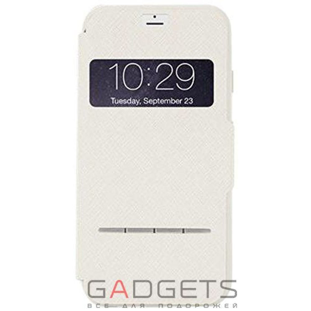 Фото Чехол Moshi Sensecover Touch Sensitive Flip Case Sahara Beige for iPhone 6