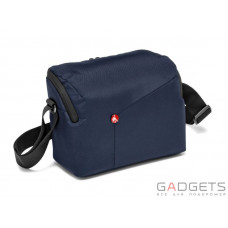Сумка на плечо Manfrotto NX Shoulder Bag II Blue для DSLR (MB NX-SB-IIBU)