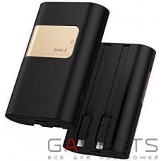 Зовнішній акумулятор iWalk Secretary Plus 10000mAh Black (SBS100C)