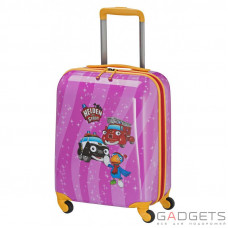 Чемодан на 4-х колесах Travelite Heroes Of The City (S) 28 л Pink (TL071687-17)