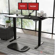 Стол с электрической регулировкой высоты Loctek ET102D Black