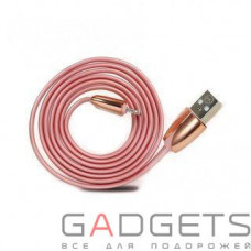 Кабель WK ChanYi Lightning Data Cable Rose Gold (WKC-005)