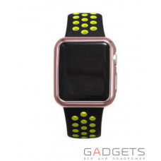 Чохол COTEetCI TPU Rose Case для Apple Watch 2 42MM (CS7041-MRG)