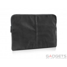 Чехол Decoded Leather Sleeve with Zipper Pocket 13'' (D3SZ13BK)