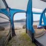 Палатка Vango Idris II Low Sky Blue фото 5