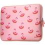 Чохол Laut Pop Sleeve для 13 MacBook Air / Pro Retina / Pro 2016 Розовый Фламинго (LAUT_MB13_PI_F) фото 1
