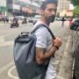 Рюкзак XD Design Bobby Urban Lite anti-theft backpack, navy фото 16