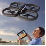 Квадрокоптер Parrot AR.Drone 2.0 OB Wi-Fi Офіційна гарантія (Блакитний) фото 13