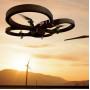 Квадрокоптер Parrot AR.Drone 2.0 OB Wi-Fi Офіційна гарантія (Блакитний) фото 11