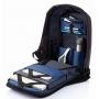 Рюкзак для ноутбука Bobby anti-theft backpack 15.6'' черный фото 7