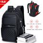 Рюкзак для ноутбука ROWE Business Onyx Backpack, Black фото 2
