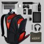 Рюкзак для ноутбука ROWE Business Onyx Backpack, Black фото 3