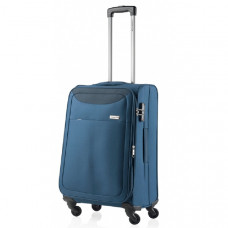 Чемодан CarryOn AIR (M) Steel Blue