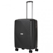 Валіза CarryOn Transport (M) Black