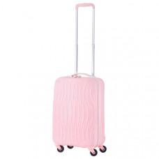 Чемодан CarryOn Wave (S) Baby Pink