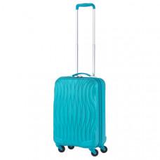 Чемодан CarryOn Wave (S) Turquoise