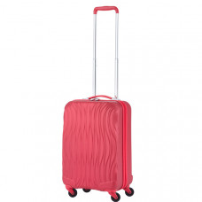 Чемодан CarryOn Wave (S) Red