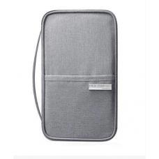 Дорожный органайзер для документов Travelty Dream Travel, Grey