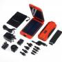 Вологостійка сонячна батарея Powermonkey Extreme 9000 mAh RED фото 3