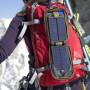 Влагостойкая солнечная батарея Powermonkey Extreme 9000 mAh BLACK фото 4